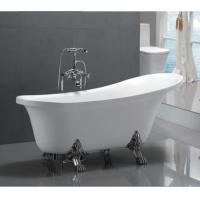 Buy cheap Acrylic free standing bathtub 6310B from wholesalers
