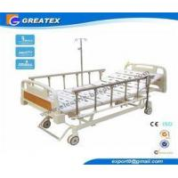 Buy cheap Motorized Three Function Electric Hospital Bed Rental , Nursing Home Rotating hospital bed from wholesalers