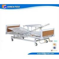 Buy cheap Hospital Furniture Medical Manual Hospital Bed Rent For Home With Dinning table from wholesalers