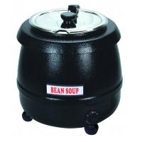 Buy cheap High quality 10L Black Color Electric Soup Kettle/Electric Soup Warmer from wholesalers