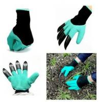Buy cheap NEW Garden Gloves With Claws Waterproof Digging Planting from wholesalers