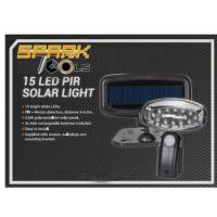 Buy cheap 15 LED Solar Security Light Motion Sensor Outdoor Garden Wall Lamp from wholesalers