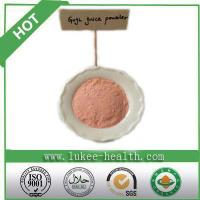 Buy cheap 100% Natural Goji Fruit Juice Powder with Wholesale Price from wholesalers