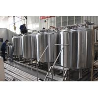 Buy cheap FULL AUTOMATIC CIP (CLEAN-IN-PLACE) OF MICRO BREWERY from wholesalers
