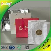 Buy cheap High quality Branded Retail Paper bag from wholesalers