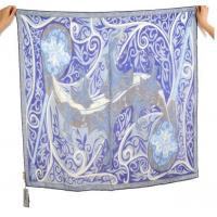 Buy cheap Woolen Silk Scarf from wholesalers