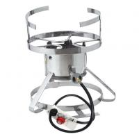 Buy cheap Single Burner Portable Propane Outdoor Stainless Deep Frying/Boiling Package Turkey Fryer from wholesalers
