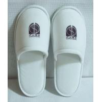 Buy cheap Hotel Amenities Terry Towelling Hotel Room Slippers from wholesalers