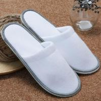 Buy cheap Hotel Amenities Hotel Bathroom Terry Cloth Slippers from wholesalers