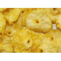 Buy cheap Dried pineapple ring from wholesalers