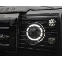 Ece Compliant Upgrade Land Rover Defender LED Headlights With Drl Sidelight Turn Signal Indicator