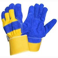 Buy cheap Cow leather work glove thinsulate lining from wholesalers