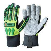 Buy cheap Personal Protective Equipment knuckle protection mechanix gloves for oil and gas from wholesalers