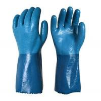 Buy cheap Oil Resistant NBR Gloves from wholesalers