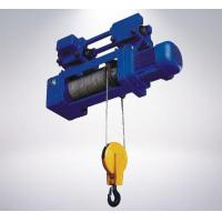 China Manufacturer 3 Phase Electric Wire Rope Hoist