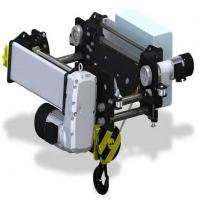 Buy cheap European Style Electric Trolley Hoist from wholesalers