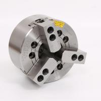 Buy cheap 3 Jaw Center Empty Hollow Pneumatic Lathe Chuck from wholesalers