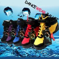China Colorful Canvas Jazz Dance Sneaker on sale