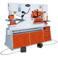 Buy cheap 5 in 1 Hydraulic Ironworkers from wholesalers