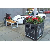 Buy cheap 1.8 Meter Flower Box Seat product