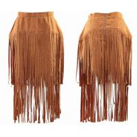 Buy cheap Women Faux Leather Skirt from wholesalers