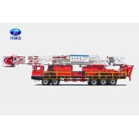 Buy cheap Well servicing unit XJ135 Workover Rig from wholesalers