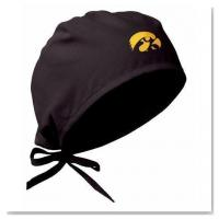 Buy cheap Apparel Iowa Hawkeyes - Black - Scrub Cap from wholesalers