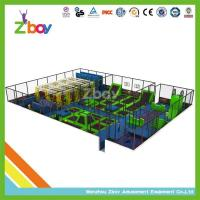 Buy cheap Trampoline Park Hot Design CE Approved Cheap Price of Indoor Trampoline Store from wholesalers