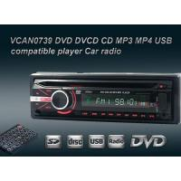 Buy cheap VCAN0739 DVD DVCD CD MP3 MP4 USB car radio compatible player from wholesalers
