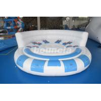 Buy cheap Inflatable Towable Ski Tube For Commercial Use / Inflatable Towable Boat from wholesalers