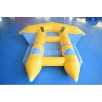 Buy cheap 2 Persons Towable Inflatable Flying Fish With Durable PVC Tarpaulin from wholesalers