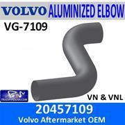 Buy cheap NEW PARTS ADDED 20457109 Volvo Exhaust Double Bend Elbow VG-7109 from wholesalers