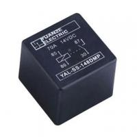 Buy cheap SPST car relay for headlight, 48V DC Coil, 1A NO 4-pin, 70A 14V DC, UL/TuV from wholesalers