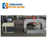 Buy cheap Computer Control Electro-Hydraulic Servo Compression Testing Machine For Manhole Cover from wholesalers
