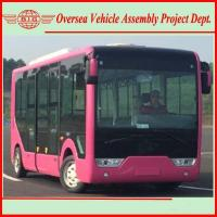 Buy cheap 6m-8m Electric Mini City Bus BK010E from wholesalers