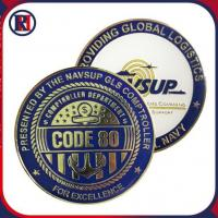 Buy cheap Present Military Commemorative Brass Coins from wholesalers