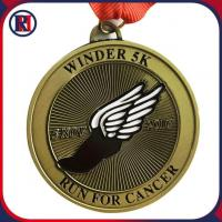 Buy cheap Running USA Medal and Ribbon Trophies Online from wholesalers