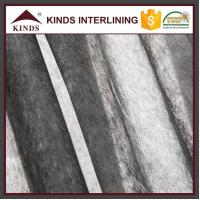 Buy cheap Hot Sale Thermo Bond Scatter Dot Non Woven Interlining from wholesalers