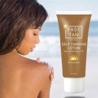 Buy cheap Sunless Self Tanning Lotion from wholesalers