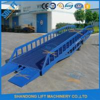 Buy cheap Hydraulic Truck Loading Ramp from wholesalers