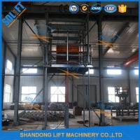 Buy cheap Hydraulic Platform Goods Lift from wholesalers