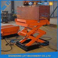 Buy cheap Stationary Good Vertical Scissor Lift from wholesalers