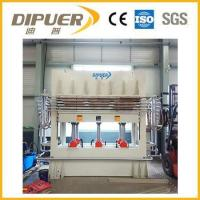 Buy cheap 2x13meter Large Size Train Inner Board Lamination Press from wholesalers