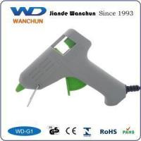 Buy cheap Nylon 10W Glue Gun Kit with 10pcs EVA Glue Sticks for Craft Using from wholesalers