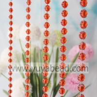 Buy cheap Decorating Idea 16MM Crystal Plastic Clasp Beading--YZN003-16MM from wholesalers