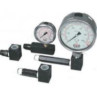 Buy cheap Tyre Equipment Large Bore Filtered Pressure Gauges from wholesalers