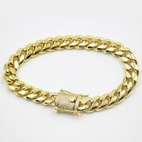 Buy cheap OEM HIGH QUALITY China Supplier Gold Cuban Link Chains from wholesalers