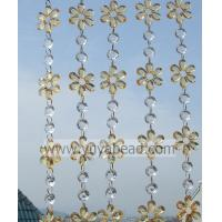 Buy cheap Decorating Idea 18MM&45MM Plastic Ring Beaded Garl--YZA015 from wholesalers