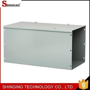 Quality Better professional chinese aluminum extruded enclosure for sale