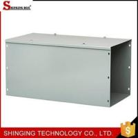 Buy cheap Better professional chinese aluminum extruded enclosure from wholesalers